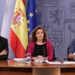 El Gobierno aprueba la no disponibilidad presupuestaria de 8.900 millones de euros y sube un 1% las pensiones