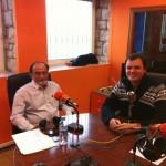 Entrevista a Maurici Ferre y Mauricio Ferre en Llosa FM 29-12-2012