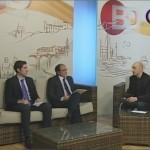 Mauricio Ferre y Maurici Ferre en TV Comarcal 21-02-12