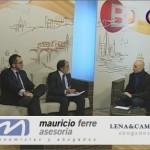 Entrevista a Mauricio Ferre y Francisco Lopez en TV Comarcal 12-11-2013