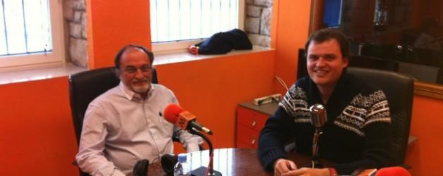 Entrevista a Mauricio Ferre en Llosa FM 27-10-2012
