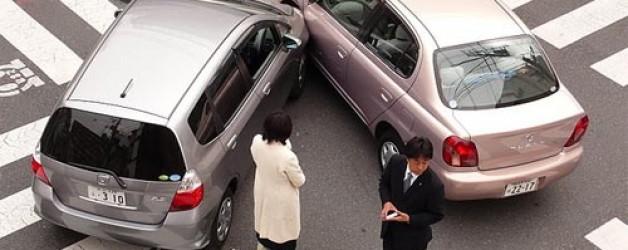 Que hacer en caso de accidente de tráfico