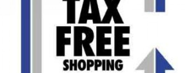 "Usted puede ser tienda ""Tax free""."