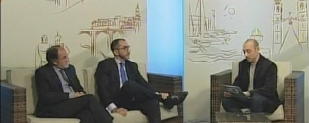 Entrevista a Mauricio Ferre y Francisco Lopez en TV Comarcal 29-11-11
