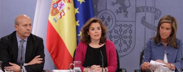 Novedades del consejo de ministros de mayo