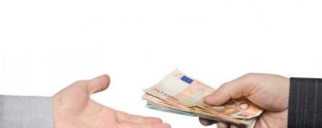 Prohibido pagos en efectivo de más de 2.500 euros